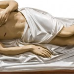 Isus in Mormant - 180 cm