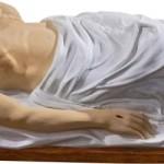 Isus in Mormant - 140 cm