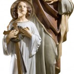 Sf. Iosif - 150 cm