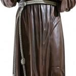 Sf. Francisc - 155 cm