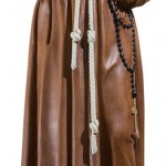 Sf. Francisc - 105 cm