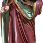Sf. Barbara - 110 cm