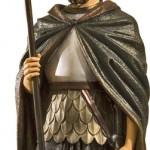 Soldat mormant - 140 cm